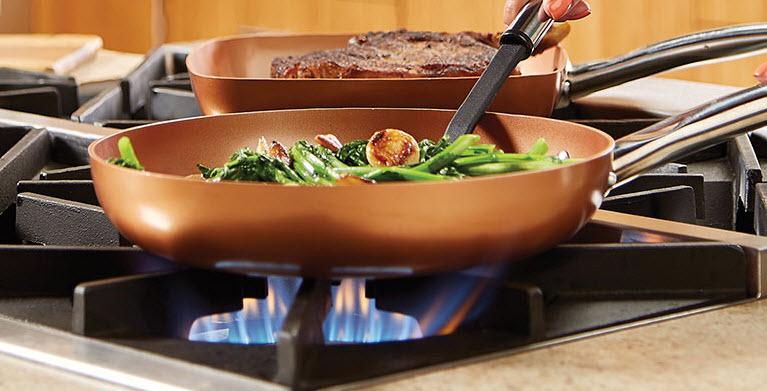 Copper Chef Round Pan