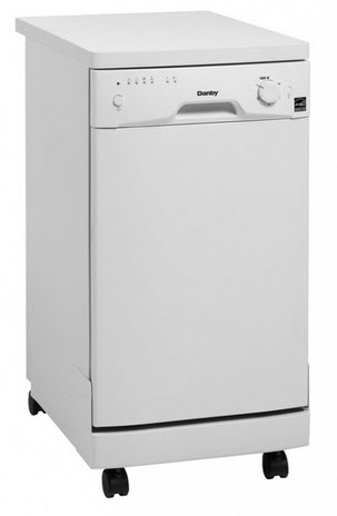 Danby Portable Dishwasher Review
