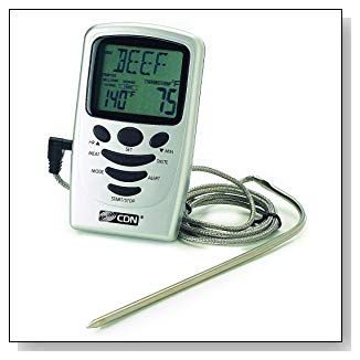 CDN Digital Programmable Probe Thermometer