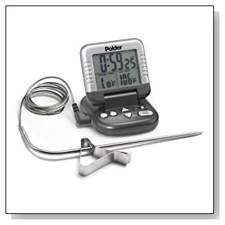Polder Digital In-Oven Thermometer