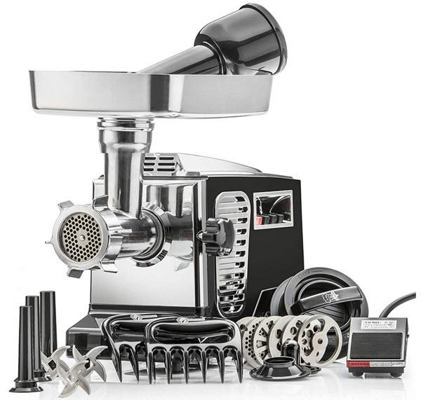 STX Turboforce II Electric Grinding