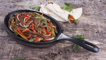 best fajita pan