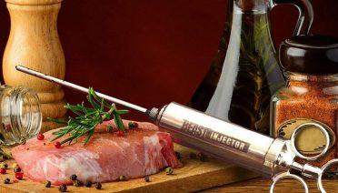 best meat injector