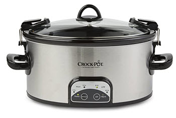 Crock-Pot SCCPVL605-S