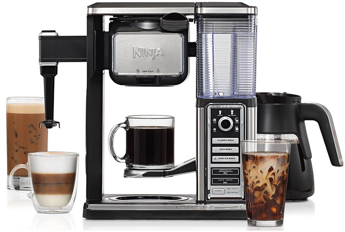 Ninja Coffee Bar Glass Carafe System CF091 Review