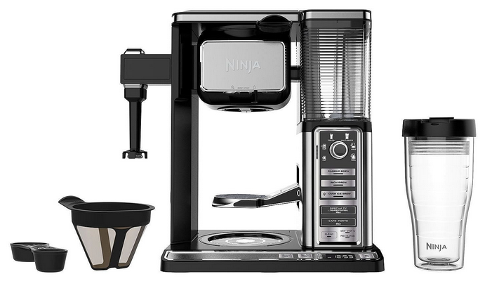 Ninja Coffee Bar Single-Serve System Review