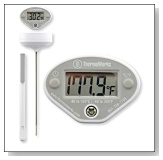 RT301WA Super-Fast Pocket Digital Thermometer