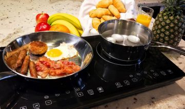 induction stovetop