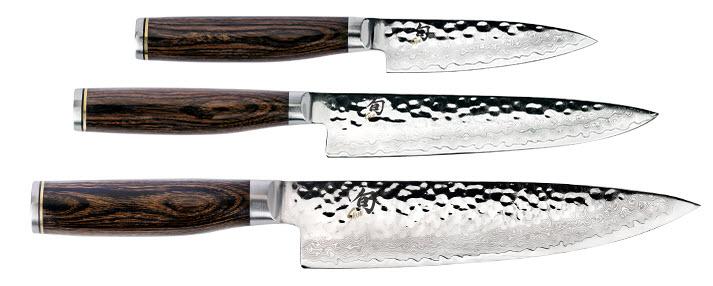 Shun TDMS0300 Premier Knife Starter Set